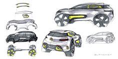 Gashetka | Transportation Design