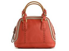 orYANY Trixie Mini Satchel llloooveee this, but in yellow <3