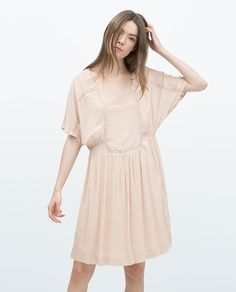 ZARA - SALE - ROMANTIC DRESS