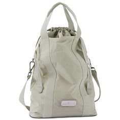 stella mccartney for adidas Casual Bag. I think the kitchen sink will actually fit!