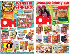 OK Grocer Danabaai's amazingly low prices, valid from 17 July 2013 to 21 July 2013 21 July, Watch This Space