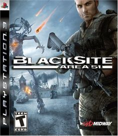 Video Games : BlackSite: Area 51