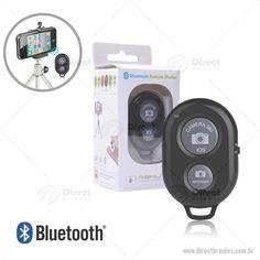 Procurando Brindes Personalizados? Disparador Automático de Foto com Bluetooth