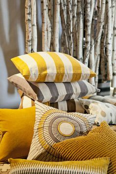 Crate and Barrel Fall Preview: I love the colors