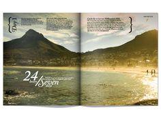 Cape Etc Magazine: Winter 2011 by Steven Macbeth, via Behance