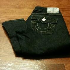 Authentic True Religion Jeans. Skinny leg jeans. True Religion Jeans Skinny