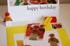 a very lego birthday by 74 Lime Lane, via Flickr