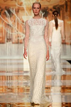 YolanCris | YolanCris bridal fashion show 2014. Part I