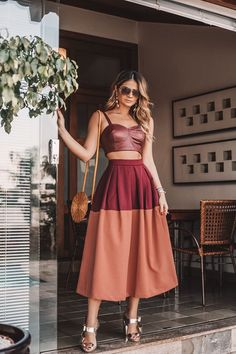 Trendy Outfits – Page 2286374593 – Lady Dress Designs Classy Outfits, Chic Outfits, Trendy Outfits, Summer Outfits, Look Fashion, Urban Fashion, Fashion 2018, Fashion Rings, Trendy Fashion