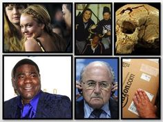 Your Daily 6: FIFA boss hides, Tracy Morgan returns and the world's oldest murder Tracy Morgan  #TracyMorgan