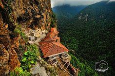 Sümela Manastırı  Fotoğraf: Yusuf İpekçi