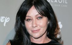 Shannen Doherty separates in tears as she talks fight with bosom growth: 'I don't look past today'