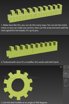 FAQ: How u model dem shapes? Hands-on mini-tuts for mechanical sub-d AKA ADD MORE GEO - Page 105 - Polycount Forum