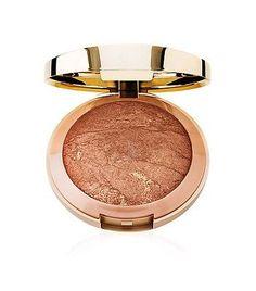 Milani Cosmetics Baked Bronzer - 05 Soleil  #glow #makeupjunkies #mascara #wingedliner #makeup #makeuptrends #OFRA #eyeliners #countonus #skin