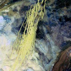 """4to Lugar: Argelia Landsat 5 Resumen Adquirida 04/08/1985:La NASA nos presenta una colección de increíbles fotografías de nuestro planeta, tomadas desde satélites, en una colección llamada """"Earth as Art"""".(Credit: NASA's Goddard Space Flight Center/USGS)"""