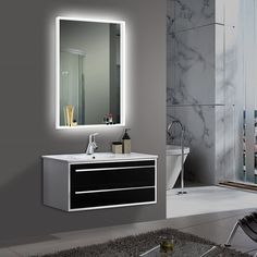 Lighted MIRROR Acrylic 24 x 36 in Available 25th November Pre order Now