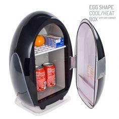 Nevera Frío/Calor Egg Shape 10 L