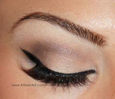 """Minimal Matte"" Simple neutral makeup"