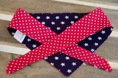 Hot Pink Stripes and Flip Flops Pattern Reversible by MilkAndBones, $5.00