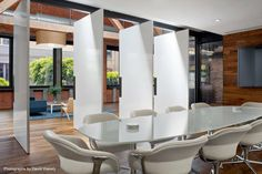 \\\ Tolleson Design with SW_1 Conference Chairs and Table \\\