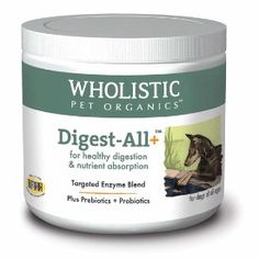 Wholistic Pet Digest All Plus