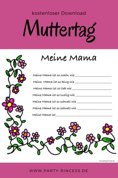 Free Mother's Day Freebie-Kostenloses Muttertags Freebie Free Mother's Day Freebie - Diy Mother's Day Brunch, Fathers Day Brunch, Mothers Day Quotes, Mothers Day Cards, Mother Day Gifts, Diy Father's Day Gifts, Father's Day Diy, Mothers Day Crafts For Kids, Fathers Day Crafts