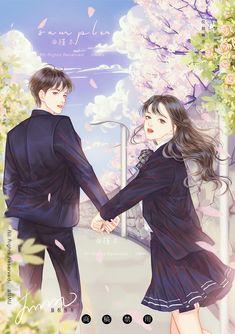 Romantic Anime Couples, Romantic Manga, Cute Couples, Cute Couple Sketches, Cute Couple Art, Manga Couple, Anime Love Couple, Anime Couples Drawings, Anime Couples Manga