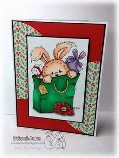Rosie Rabbit Gift  - Your Next Stamp