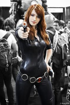 COSPLAY: Black Widow / Marvel's Avengers