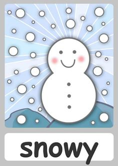 FREE weather Flashcards For Kindergarten! Teach weather easily with these cute f. - FREE weather Flashcards For Kindergarten! Teach weather easily with these cute flashcards for toddl - Weather Activities Preschool, Teaching Weather, Toddler Learning Activities, Preschool Weather Chart, English Lessons For Kids, Kids English, Weather For Kids, Weather Unit, Weather Symbols For Kids
