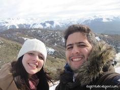 Registro de Viagens: Bariloche: Cerro Campanario e Cerro Otto!