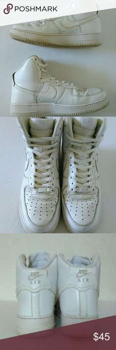 Nike air force 1 high top men shoes