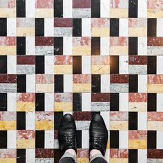 Happy #TileTuesday and Merci @parisianfloors for taking us to @museelouvre! We #love experiencing scenes from Rue de Rivoli in #Paris from your unique perspective.  This #tile #floor is a work of #art! // #tiles #tiled #flooring #interior #interiors #interiordesign #interiordesigner #architecture #tileaddiction #tilework #homedesign #homedecor #interiorstyling #dsfloors #ihavethisthingwithfloors #selfeet #fromwhereIstand #design #love #instalove #instadecor by tiletuesday