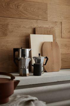 wooden kitchen details