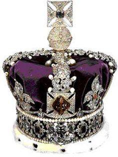 English Crown Jewels