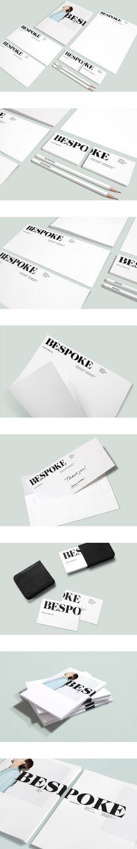 BESPOKE Branding by STUDIO NEWWORK
