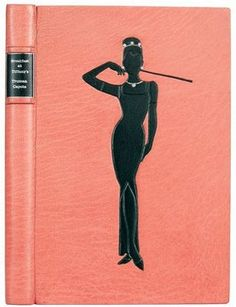 Breakfast at Tiffany's first edition