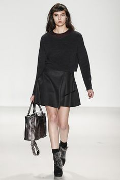 Nanette Lepore Autumn/Winter 2014-15 Ready-To-Wear