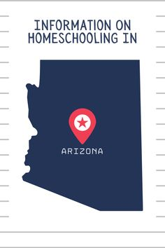 Get started homeschooling in #Arizona with this information. #homeschool #homeschoolinarizona