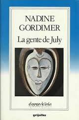 Baúl de noticias - Bagul de notícies: La gente de July (Nadine Gordimer)