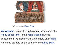 Kama Sutra by Vatsayana