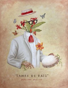 SAMBA DE RAIZ - Rafael Silveira