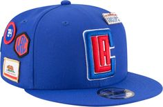huge discount abcc5 4fde8 New Era Men s Los Angeles Clippers 2018 NBA Draft 9Fifty Adjustable  Snapback Hat