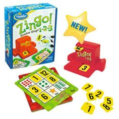 Zingo 123