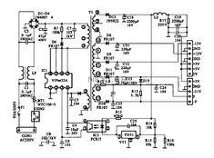 MAO YEYE 5V DC 7A 35W Regulated Switching Power Supply