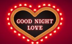 Love you goodnight hd image