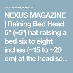 """NEXUS MAGAZINE 