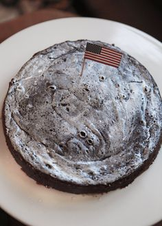 Recipe: Chocolate Moon Cake