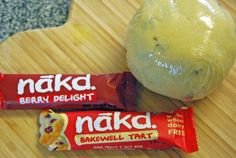 Green + Aquamarine | Cooking with Nakd Bars #cleaneating #nakd #nakdbars