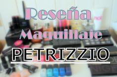 La Piecita de Chivi :  Reseña de Maquillaje Petrizzio (Primera Parte)